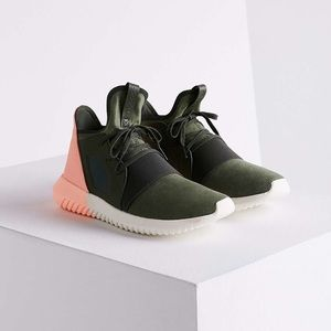 release date: 83ada aa46d ... denmark adidas shoes adidas tubular defiant pink and green super rare  54343 58550